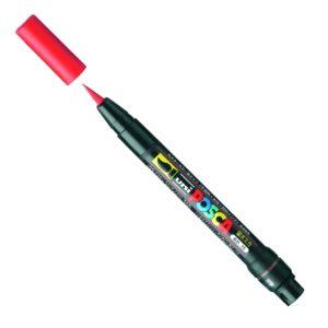 Posca brush, quelles sont les différences entre marqueurs ?