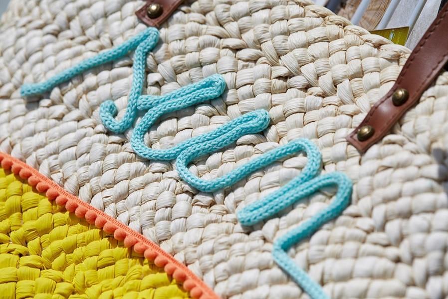 personnaliser un sac de plage original - sac sun