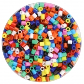 1 000 perles standard MIDI (Ø5 mm) Assortiment opaque