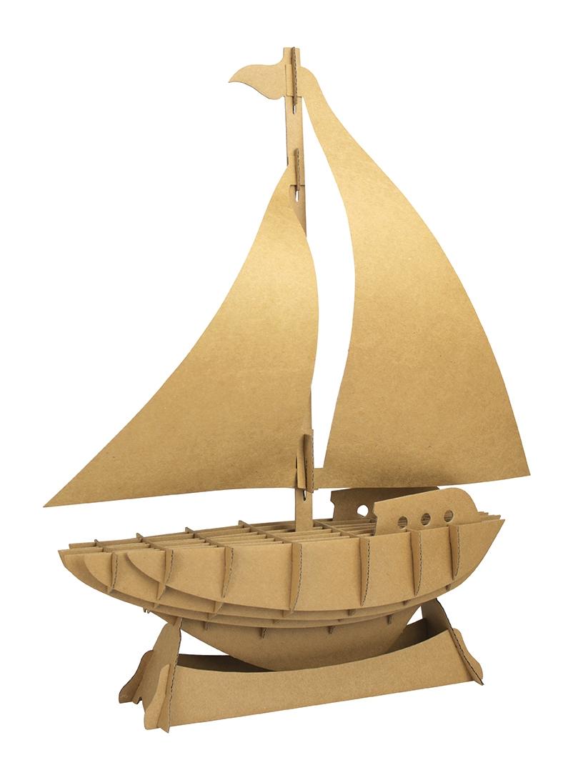 Maquette en bois Ancre marine en m/étal 36 x 45 mm par 2