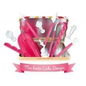 Coffret outils Cake Design