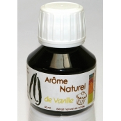 Arôme alimentaire naturel Vanille 50 ml