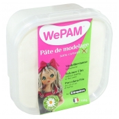 Porcelaine froide à modeler WePam 145 g Incolore à teinter