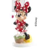 Bougie Disney Minnie 8 cm
