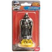 Bougie Star Wars 8,5 cm