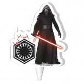 Bougie Star Wars Kylo Ren 7,5cm