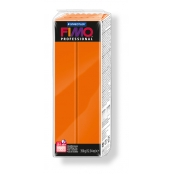 Pâte Fimo Professional 350 g Orange 8001.4