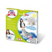 Kit Fimo Kids Banquise / 8034 15 Ly