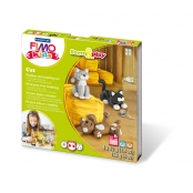 Kit Fimo Kids Chat/ 8034 16 Ly