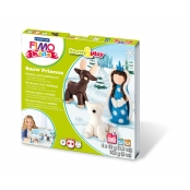 Kit Fimo Kids Princesse Des Neiges  / 8034 18 Ly