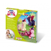 Kit Fimo Kids Licorne  / 8034 19 Ly