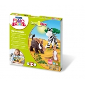 Kit Fimo Kids Savane / 8034 24 Ly