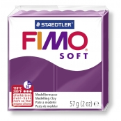 Pâte Fimo 57g Soft Violet Royal 8020.66
