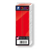 Pâte Fimo Professional 454 g Rouge pur 8041.200