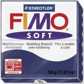 Pâte Fimo 57 g Soft Bleu Windsor 8020.35