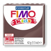 Pâte Fimo Kids 42 g Marron 8030.7