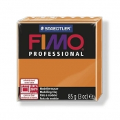Pâte Fimo 85 g Professional Orange 8004.4