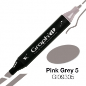 Marqueur à l'alcool Graph'it 9305 Pink Grey 5