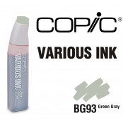 Encre Various Ink pour marqueur Copic BG93 Green Gray