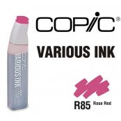 Encre Various Ink pour marqueur Copic R85 Rose Red