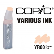 Encre Various Ink pour marqueur Copic YR00 Powder Pink