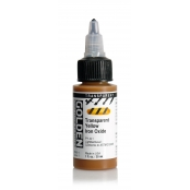 Encre Acrylic High Flow Golden I 30ml Jaune Iron Oxide Transp.