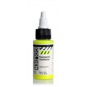 Encre Acrylic High Flow Golden V 30ml Fluorescent Chartreuse