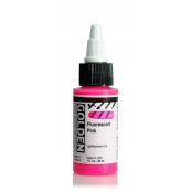 Encre Acrylic High Flow Golden V 30ml Rose Fluorescent