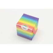 Masking Tape MT Slim 6 mm Assortiment 7 pièces Rainbow