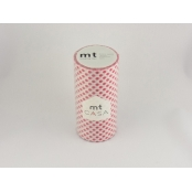 Masking Tape MT Casa 10 cm Pois dot red