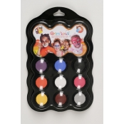 Palette Maquillage enfant 9 couleurs Zoo parade