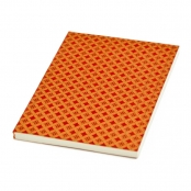 Carnet Shiyogami 11x16 cm 50 pages Orange