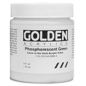 Medium Phosphorescent (phosphorescent Gel Green) 119 ml