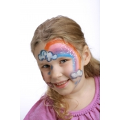 Crayons de maquillage enfant 12 sticks