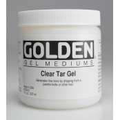Gel transp. filant (Clear Tar) 236 ml