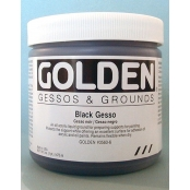 Black Gesso (Noir) 236 ml