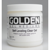 Gel à effet laque (Self Leveling Clear Gel) 236 ml