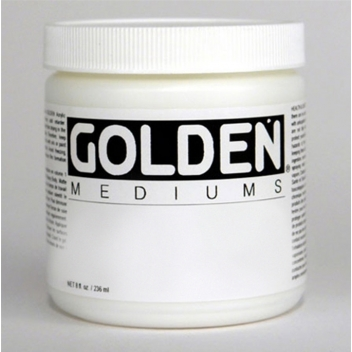 2-93571 - 738797915596 - Golden - Pâte durcissante (Hard Molding paste) 236 ml