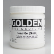 Gel de structure épais Brillant (Heavy Gel) 473 ml