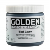 Black Gesso (Noir) 473 ml