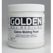Pâte de structure texturée (Coarse Molding Paste) 473 ml