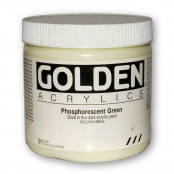Medium Phosphorescent (phosphorescent Gel Green) 473 ml