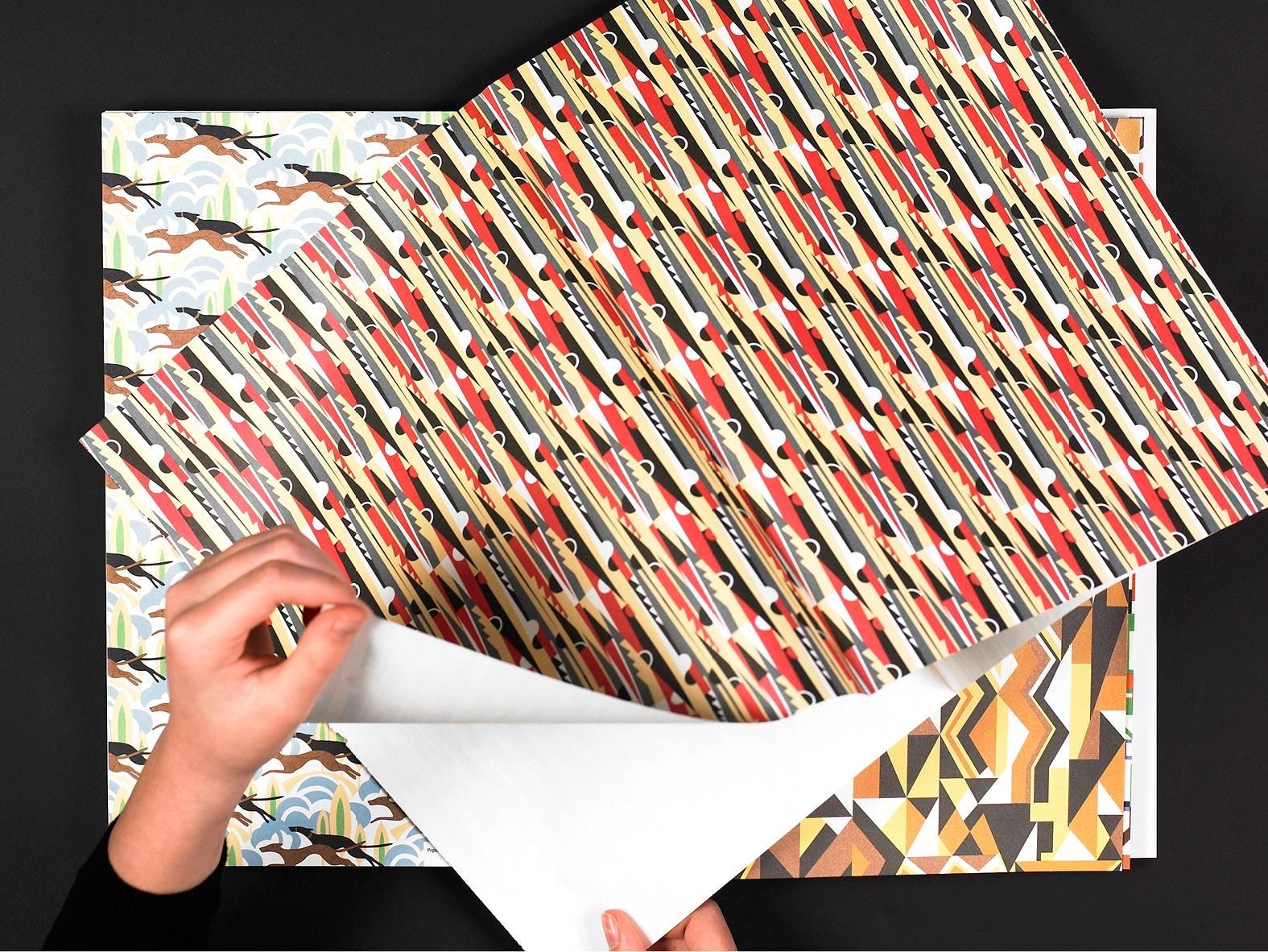 Livre Pour Réaliser Des Créations En Papier Mode Art Deco Pepin