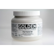 Gel Mortier pierre ponce Grain Fin (Pumice Gel) 946 ml