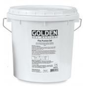 Gel Mortier pierre ponce Grain Fin (Pumice Gel) 3,78L