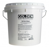 Gel onctueux Brillant (Soft Gel) 3,78L