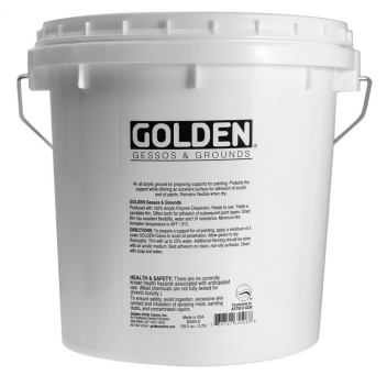 L-03560 - 0738797915428 - Golden - Black Gesso (Noir) 3,78L