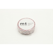 Masking Tape MT multi points rouge - hasen dot red