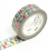 Masking Tape MT Noel Noël graphique - pattern
