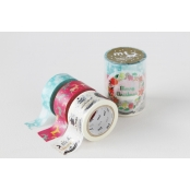 Masking Tape MT Noel - SET B Winter